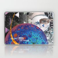Giant Leap Collage Laptop & iPad Skin