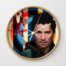 Far Cry 4 - Ajay Ghale Wall Clock