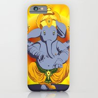 iPhone & iPod Case featuring Max Ganesha by Ataxk SieSeiS