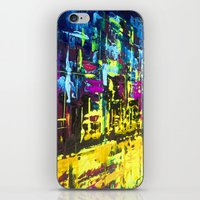 City Lights iPhone & iPod Skin