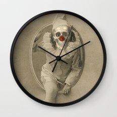 SEND IN THE CLOWNS Wall Clock