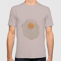 and egg. Mens Fitted Tee Cinder SMALL