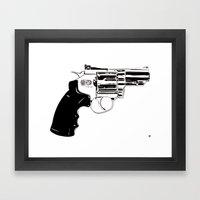 Gun #27 Framed Art Print