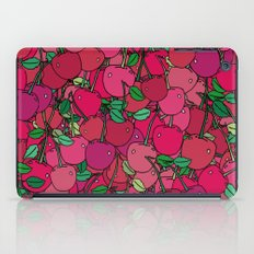 Cherry Mix iPad Case