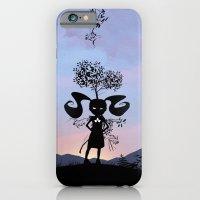 Poison Ivy Kid iPhone 6 Slim Case