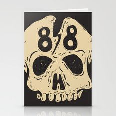 Born To Hate In '88 Stationery Cards