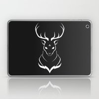 Pathfinder (Black) Laptop & iPad Skin