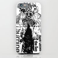 burning sun iPhone 6 Slim Case