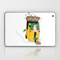 SOLD! Auto India Laptop & iPad Skin