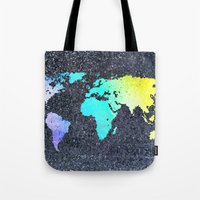 The World Belongs To You Tote Bag