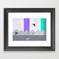Sww Byym Framed Art Print