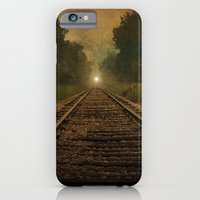 iPhone & iPod Case featuring Ghost Train by Curt Saunier
