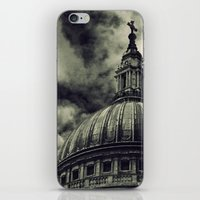 St Paul's Cathedral iPhone & iPod Skin