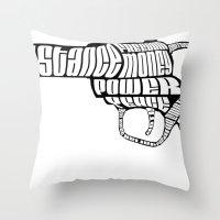 Why War? Throw Pillow