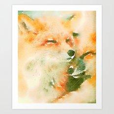 Painting07 Art Print