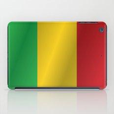 Flag of Mali iPad Case