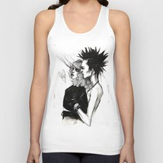 Sid And Nancy  Unisex Tank Top