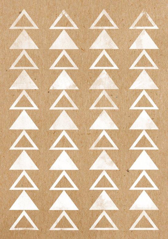 Basic Geometry - Aztec/Tribal Art Print