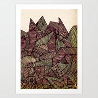 - heat - Art Print