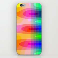 straight, no chaser (iteration 2) iPhone & iPod Skin