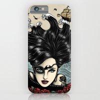 Pirate Queen (Color) iPhone 6 Slim Case