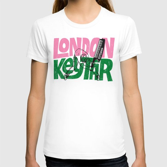 London Keytar T-shirt