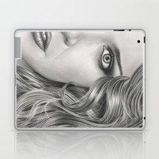 Half Portrait Laptop & iPad Skin