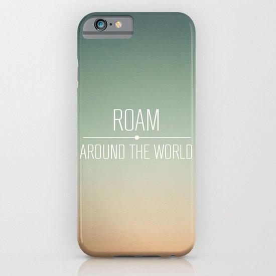 Around The World iPhone & iPod Case