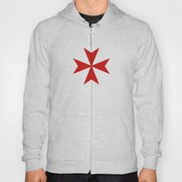 Malta Knights Cross Hoody