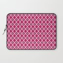Morrocan Manor in Pink Laptop Sleeve