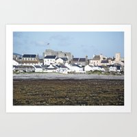 Castletown Art Print