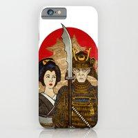Samurai's Daughter iPhone 6 Slim Case