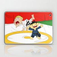 Olympic Sports: Judo Laptop & iPad Skin