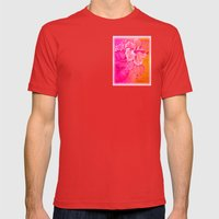 Celebrate Mens Fitted Tee Red SMALL