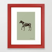Extend your imagination 2 Framed Art Print
