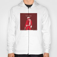 No184 My Django Unchained minimal movie poster Hoody