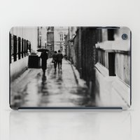 in black and white ...  iPad Case