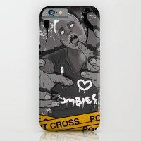 I Heart Zombies iPhone 6 Slim Case
