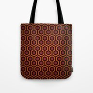 The Shining Pattern Tote Bag