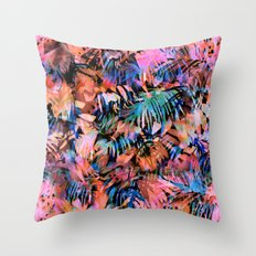 San Jaun {E} Throw Pillow