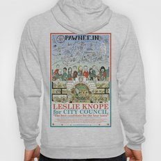 Leslie Knope For City Co… Hoody