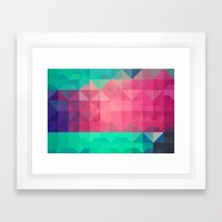 xonyx Framed Art Print
