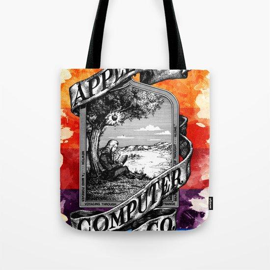 The Apple iVolution Tote Bag