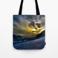 Glen Alps  Tote Bag