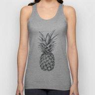 Pineapple Unisex Tank Top
