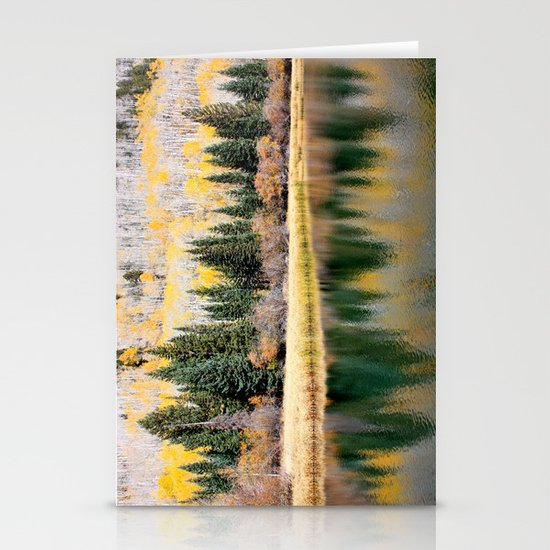 Enchiladas in the Trees 3 Stationery Card
