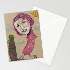 PINK LADY Stationery Cards