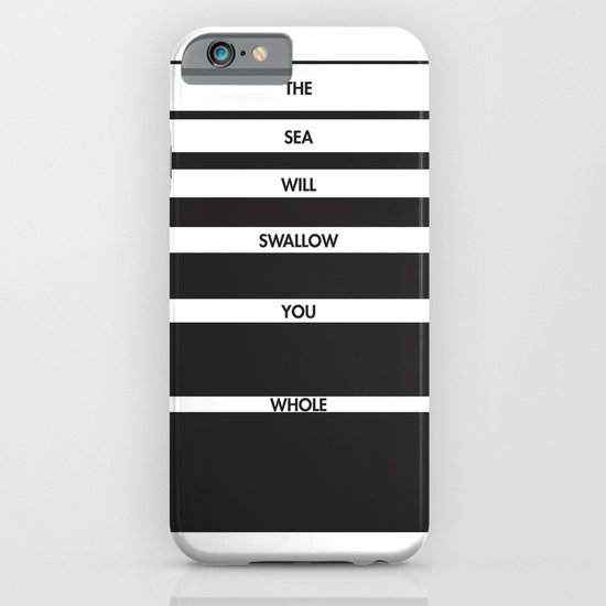 Swallow You Whole iPhone & iPod Case
