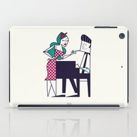 Play It Again iPad Case