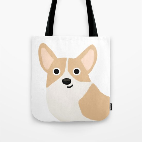 Corgi - Cute Dog Series Tote Bag